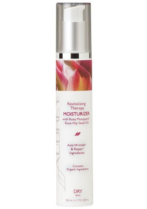 Aubrey Organics - Revitalizing Therapy Moisturizer, 1.7 fl oz cream