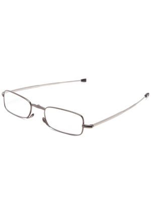 Foster Grant Men's Gideon Folding Rectangular Reading Glasses