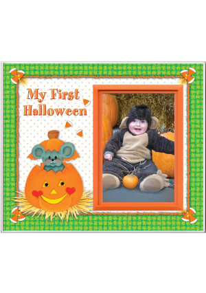Expressly Yours! Photo Expressions My First Halloween - Picture Frame Gift