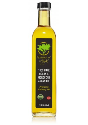 Argan Essence Culinary Argan Oil 500 ML (17oz)