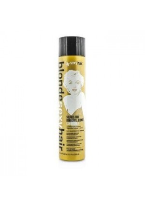 Sexy Hair Blond Bombshell Blonde Sulfate Free Daily Conditioner, 10.1 Ounce