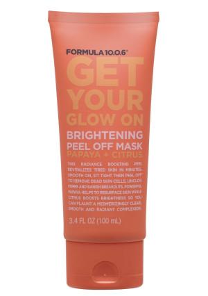 Formula Ten-O-Six Formula Ten O Six Get Your Glow On Peels, 3.4 Fluid Ounce