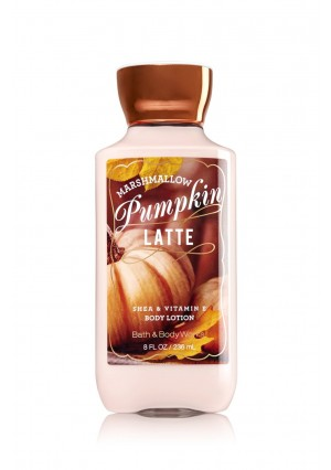 Bath & Body Works Bath and Body Works Shea and Vitamin E Lotion Marshmallow Pumpkin Latte