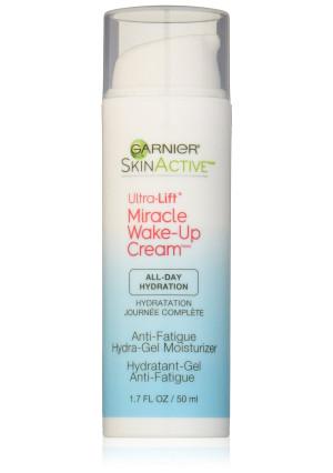Garnier SkinActive Miracle Anti-Fatigue Wake-Up Hydra-Gel Moisturizer, 1.7 Fluid Ounce