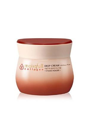 Etude House 2015 New Moistfull Collagen Deep Cream 75ml