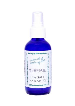 Captain Blankenship - Organic Mermaid Sea Salt Hair Spray (2 oz)