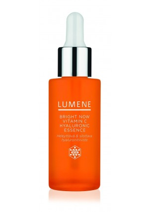 Lumene Bright Now Vitamin C Hyaluronic Essence, 1.0 Fluid Ounce