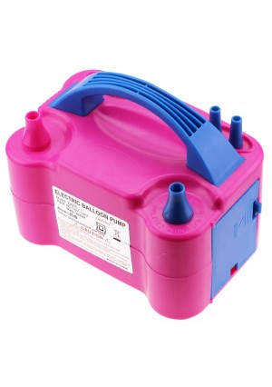 LotFancy (CE GS Approved) New Dual (Two) Nozzle (Manual + Automatic Modes) Household Mini Portable