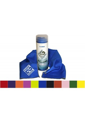 Coolway #1 Hottest Selling Elite Microfiber Cooling Towel on the Market by Way 2 Cool