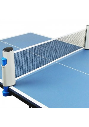 KLOUD CityPortable Retractable Table Tennis Net Rack/ Replacement Ping Pong Accessory