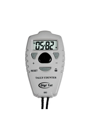 Digi 1st TC-880 Digital Count Up and Down Pitch and Tally Counter