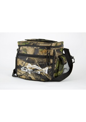 Swell Avenue-Camo Cooler-Redfish-24 Can Cooler
