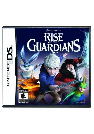 D3 Publisher Rise of the Guardians: The Video Game - Nintendo DS