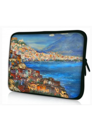 """Waterfly 15"""" 15.4"""" 15.6"""" Inch Laptop Notebook Computer Netbook Soft Neoprene Sleeve Bag Case Cover Pouch Holder for Apple Macbook Pro 15 Macbook Air 15 Dell Inspiron 15 5547 PORTATILE LENOVO ThinkPad L540 Dell Inspiron 15R And Most 15"""" 15.4"""" 15.6"""" Inch La"""