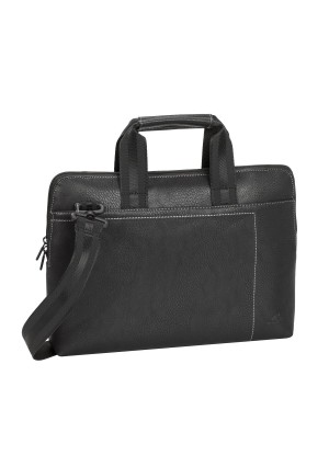 """Rivacase 8920 Black Slim Laptop Bag 13.3"""" for Macbook Pro and Air 13.3"""""""