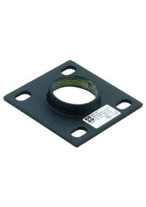 Chief CMA105 4-Inch Flat Ceiling Plate