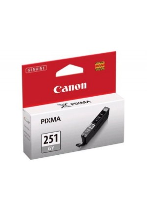 Canon Ink CLI-251 GY Individual Ink Tank