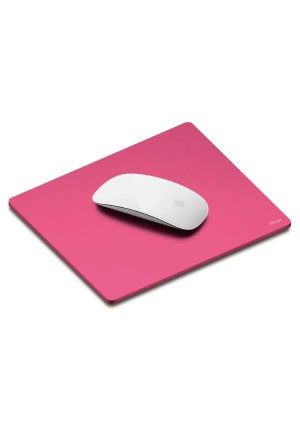 elago Aluminum Mouse Pad for Computers and laptops (Hot Pink)