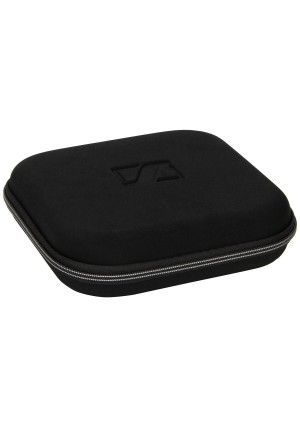 Sennheiser Carrying Case for Universal Devices - Retail Packaging - Black/Black