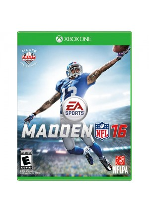 Madden NFL 16 for Xbox One