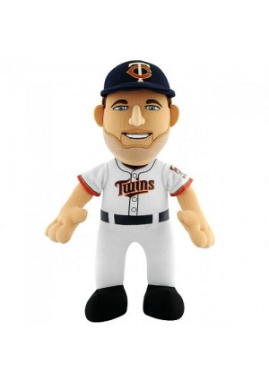 MLB Player 10 inch Plush Figure Twins Brian Dozier