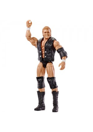 WWE Elite Collection Flashback Sycho Sid Action Figure