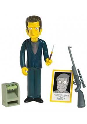 LEGS The Simpsons Series 13 World Of Springfield Interactive Figure
