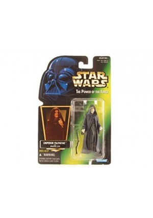 Star Wars Emperor Palpatine (Green Card - Holograph) (.00)