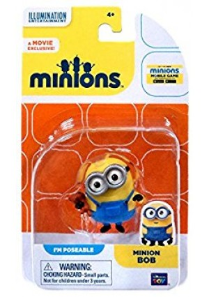 Minions Movie - Bob Mini Figure (20211) by Despicable Me