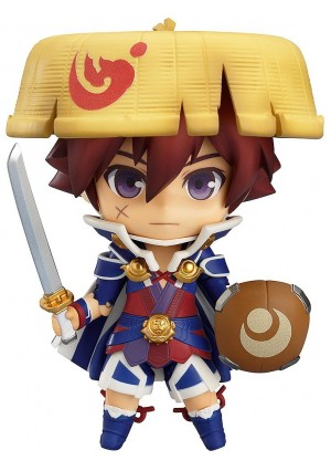 Good Smile Shiren The Wanderer Super Movable Edition Nendoroid Action Figure