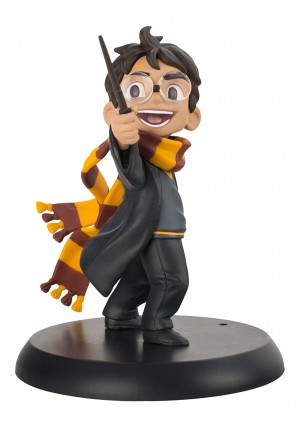 Quantum Mechanix Harry's First Spell Q-Fig Action Figure