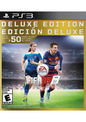 Electronic Arts FIFA 16 - Deluxe Edition - PlayStation 3