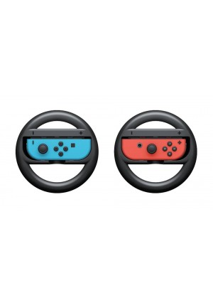 Joy-Con Wheel for Nintendo Switch - Black