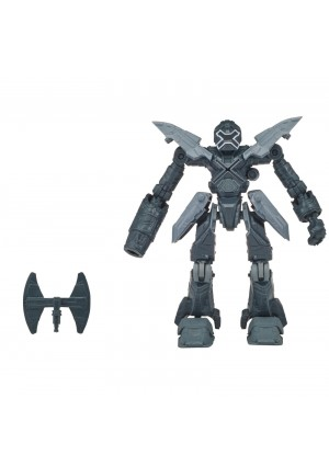 Disney Mech-X4 5 inch Action Figure - Stealth Mode with Plasma Axe