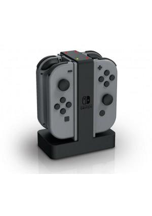 Joy-Con Charging Dock for Nintendo Switch Joy-Con Controller - Grey/Black