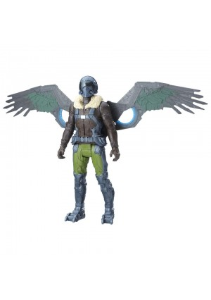 Marvel Spider-Man Homecoming 12 inch Action Figure - Electronic Marvel's Vulture