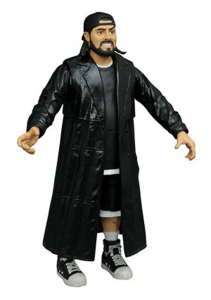 Mallrats Series 2 7 inch Action Figure - Silent Bob