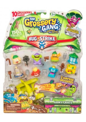 The Grossery Gang Series 4 Bug Strike Large Surprise Pack