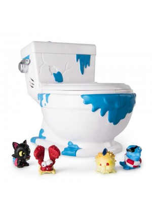 Flush Force Series 1 Collect-A-Bowl Stash 'n' Store Blind Pack