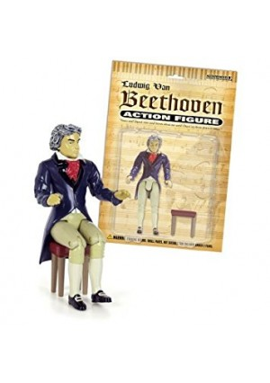 Accoutrements Beethoven Action Figure