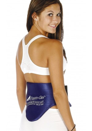 Elasto Gel SMALL/MEDIUM Ice and Hot Wrap for Pain in Lower Back