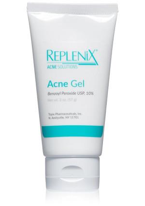 Replenix Acne Solutions 5% Benzoyl Peroxide Gel, 2 Oz