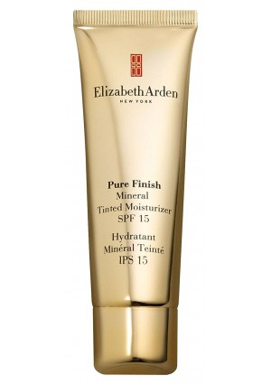 Elizabeth Arden Pure Finish Mineral Tinted Moisturizer SPF 15 Broad Spectrum Sunscreen, 1.7 Fl Oz