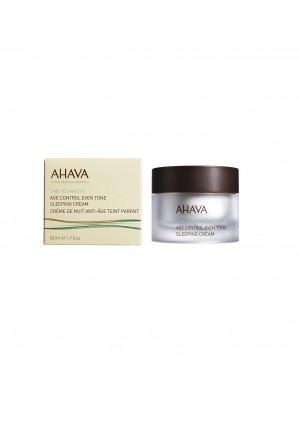 AHAVA Age Control Even Tone Sleeping Cream, 1.7 fl. oz.