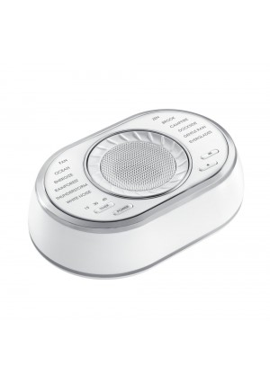 HoMedics, SoundSpa Ultra Portable Rechargeable Sound Machine, SS-6050