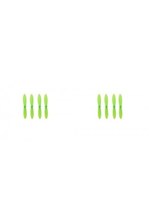 2 x Quantity of WLtoys V272 All Green Nano Quadcopter Propeller blade Set 32mm Propellers Blades Props Quad Drone parts - FAST FROM Orlando, Florida USA!