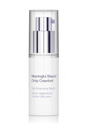 Meaningful Beauty by Cindy Crawford – Eye Enhancing Serum – Anti-Wrinkle Hydrating Formula – 0.5 Fluid Ounce – MT.0382