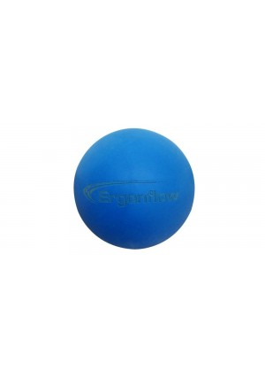 Deep Tissue Massage Lacrosse Ball - High Density Material for Myofascial and Trigger Point Release - Massage Tension and Pain Away