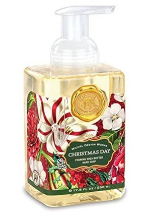 Michel Design Works Scented Foaming Hand Soap, Christmas Day