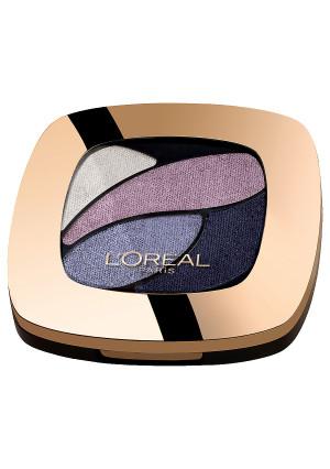 L'Oreal Paris Colour Riche Dual Effects Eye Shadow,Unforgettable Lilac 270